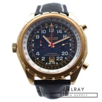 Breitling Chrono-Matic (submodel) H2236012/B818 Good Rose gold 44mm Automatic