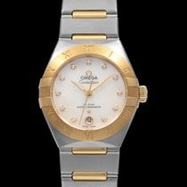 Omega Constellation Steel 29mm Mother of pearl United States of America, California, San Mateo