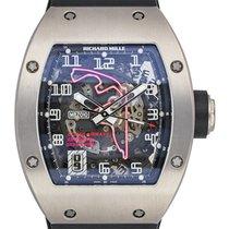 Richard Mille RM 010 Titanium Doorzichtig