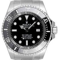 Rolex Sea-Dweller Deepsea Otel 44mm Negru