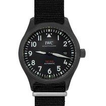 IWC Pilot Chronograph Top Gun Ceramic 41mm Black