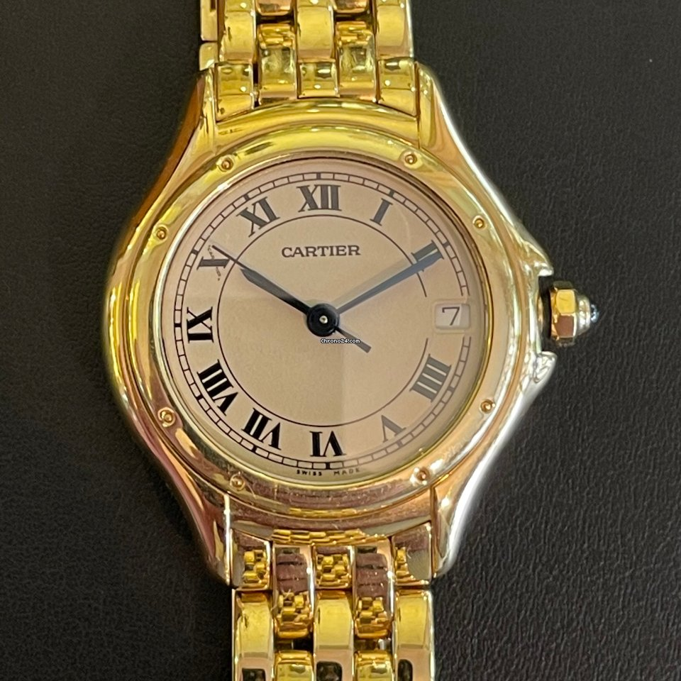 Cartier Cougar 42233672/1 2000 occasion