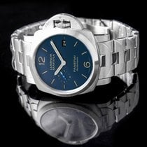 Panerai Luminor Marina Automatic Steel 42mm Blue United States of America, California, San Mateo