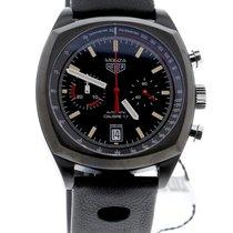 TAG Heuer Monza Титан 42mm Черный