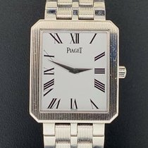 Piaget Protocole Silver 26mm White Roman numerals United States of America, New York, New York