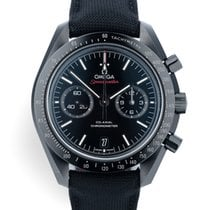 Omega Speedmaster Professional Moonwatch Keramika 44.5mm Bez čísel