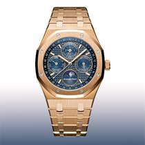 Audemars Piguet Royal Oak Perpetual Calendar new 2020 Automatic Watch with original box and original papers 26574OR.OO.1220OR.02