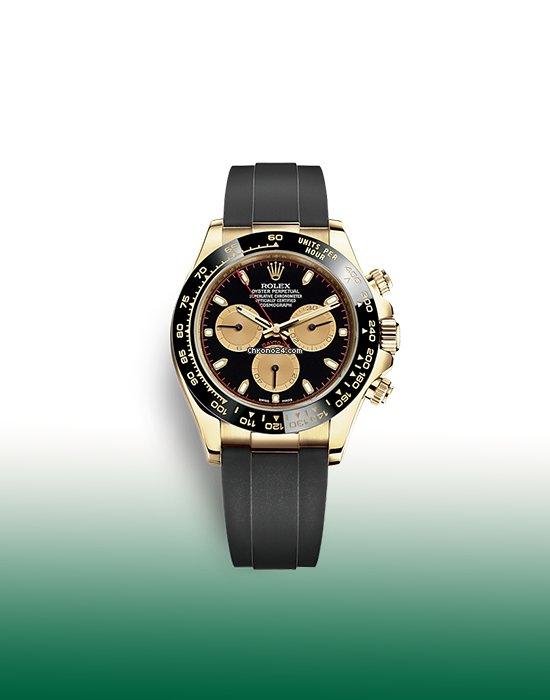 Rolex Daytona 116518LN 2020 new