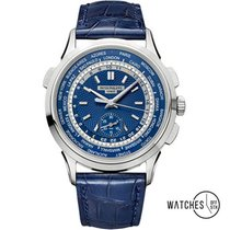 Patek Philippe World Time Chronograph 5930G-001 2019 nuevo
