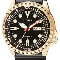 Citizen Steel 46mm Automatic NH8383-17EE new