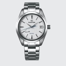 Seiko Grand Seiko Titanium 41mm White No numerals United States of America, Iowa, Des Moines