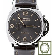 Panerai Luminor Due Acier 45mm Gris Arabes