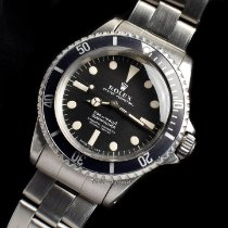 Rolex Submariner (No Date) 5512 1967 pre-owned