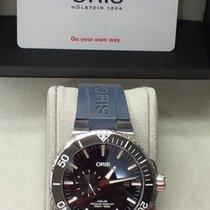 Oris Aquis Small Second new Automatic Watch with original box and original papers 01 743 7733 4135-07 4 24 65EB
