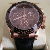 Rolex 116515LN Pозовое золото 2012 Daytona подержанные