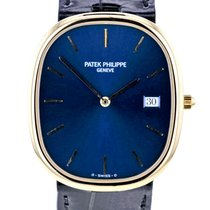 Patek Philippe Golden Ellipse Yellow gold 31mm