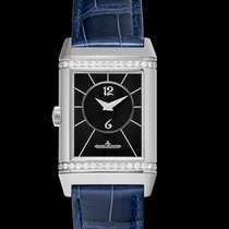 Jaeger-LeCoultre Reverso Classic Medium Duetto Steel 24mm Black United States of America, California, San Mateo
