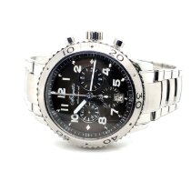 Breguet Type XX - XXI - XXII Steel Brown Arabic numerals United States of America, New York, New York