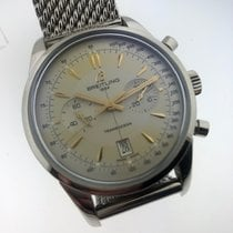 Breitling Transocean Steel Silver United States of America, California, Beverly Hills