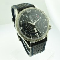 Vulcain pre-owned Automatic Black
