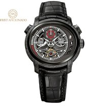 Audemars Piguet Millenary Chronograph Carbon 46.65mm Black No numerals United States of America, New York, New York