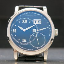 A. Lange & Söhne Grand Lange 1 White gold 41.9mm Black Roman numerals United States of America, Florida, Boca Raton