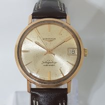 Longines Gold/Steel 36mm Automatic 3318-4 pre-owned India, MUMBAI