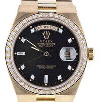 Rolex Day-Date Oysterquartz Желтое золото 36mm