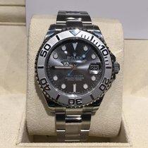 Rolex Yacht-Master 37 268622 Neu Platin 37mm Automatik
