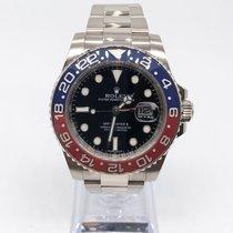 勞力士 116719BLRO 白金 2016 GMT-Master II 40mm 二手