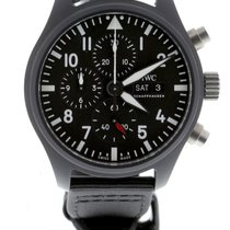 IWC Pilot Chronograph Top Gun IW389101 new