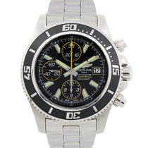 Breitling Superocean Chronograph II Steel 44mm Black United States of America, Florida, Boca Raton