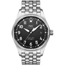 IWC IW327015 Steel 2020 Pilot Mark 40mm new