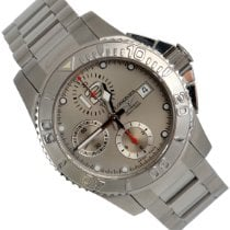 Longines HydroConquest Steel 41mm Silver