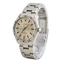 Rolex Oyster Perpetual 34 Steel 34mm Black No numerals United States of America, Florida, Miami