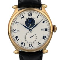De Bethune Roségoud 43mm Handopwind DB15RT tweedehands