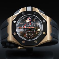 Audemars Piguet 26062OR.OO.A002CA.01 Rose gold 2007 Royal Oak Offshore Chronograph 44mm pre-owned United States of America, California, Costa Mesa