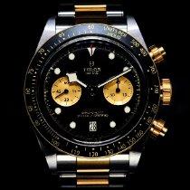 Tudor Gold/Steel 41mm Automatic 79363N new