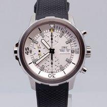 IWC Aquatimer Chronograph Acero 42mm Blanco España, Madrid