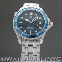 Omega 2531.80 Steel 2007 Seamaster Diver 300 M 41mm pre-owned United States of America, New York, White Plains