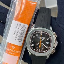 Patek Philippe Aquanaut Steel 42.2mm Black Arabic numerals United States of America, New York, Manhattan