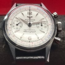 Wittnauer Steel 35mm Manual winding 228T pre-owned United States of America, Florida, Pompano Beach
