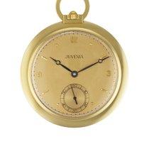 Juvenia Gult gull 46mm Manuelt brukt