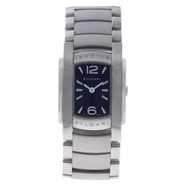 Bulgari Assioma Steel 24mm Black Arabic numerals United States of America, Florida, Surfside