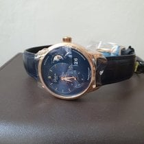 Glashütte Original PanoMaticLunar Rotgold 40mm Blau Deutschland, Berlin