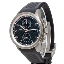 IWC Portuguese Yacht Club Chronograph Titanium 45mm Black Arabic numerals United States of America, New York, Hartsdale