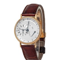 Breguet Classique Yellow gold 36mm Silver Roman numerals United States of America, New York, Hartsdale