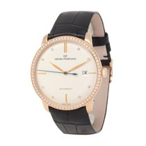 Girard Perregaux new Automatic Display back 38mm Rose gold Sapphire crystal