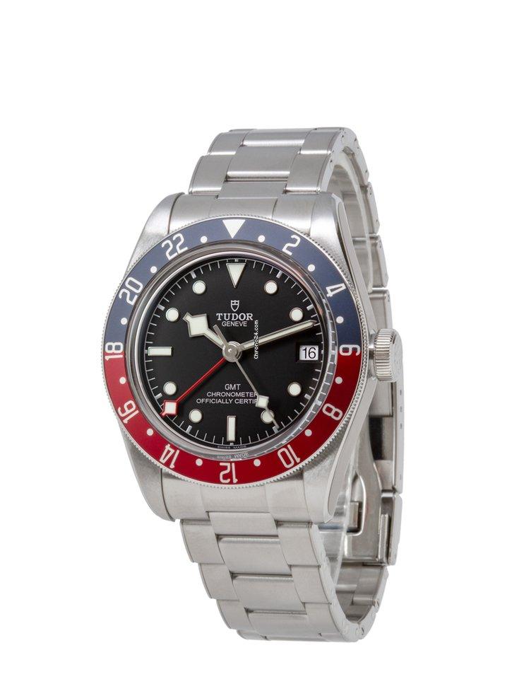 Tudor Black Bay GMT M79830RB new