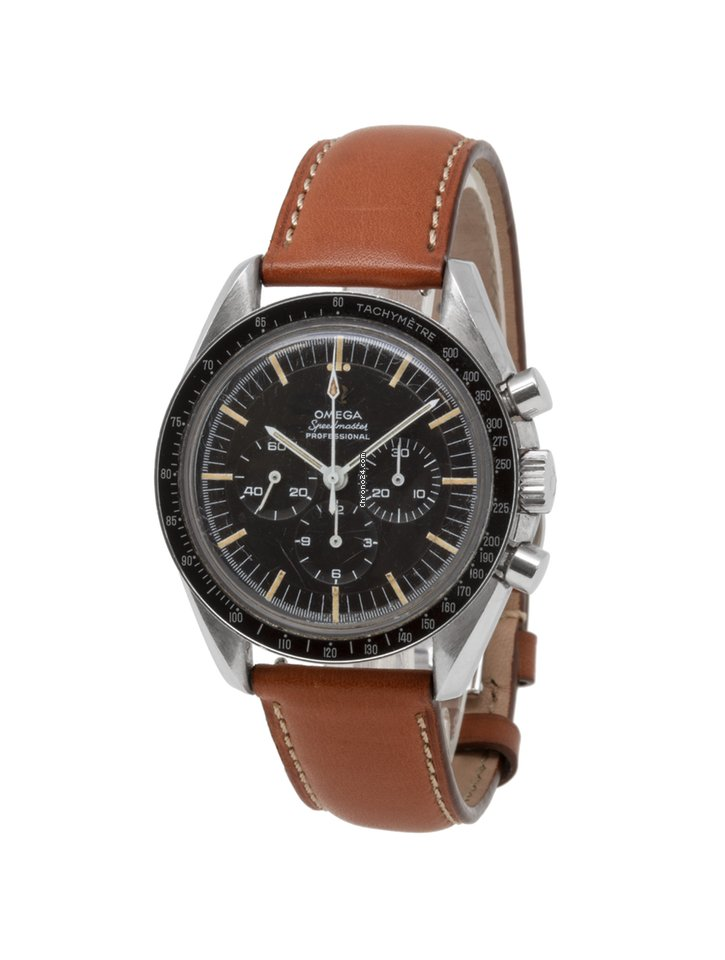 Omega Speedmaster Professional Moonwatch 145012-67 1967 pre-owned